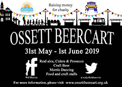 Ossett Beer Cart
